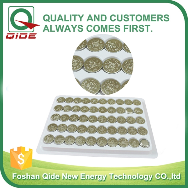 AG10 Button Battery