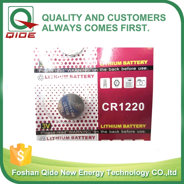 CR1220 Button Battery