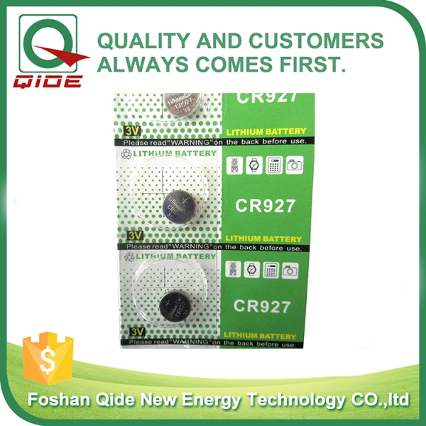 CR927 Button Battery